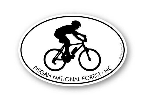 Wholesale Mountain Biker Sticker