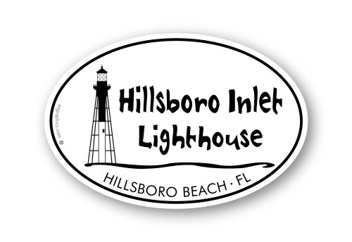 Wholesale Hillsboro Inlet Lighthouse Sticker