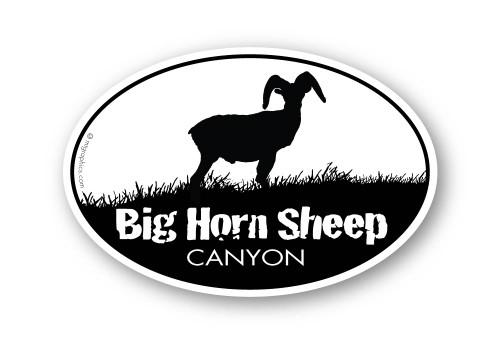 Wholesale Bighorn Sticker