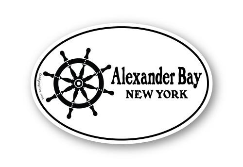 Wholesale Ships Wheel Sticker - Left