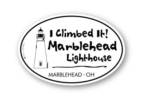 Wholesale Marblehead Lighthouse Sticker