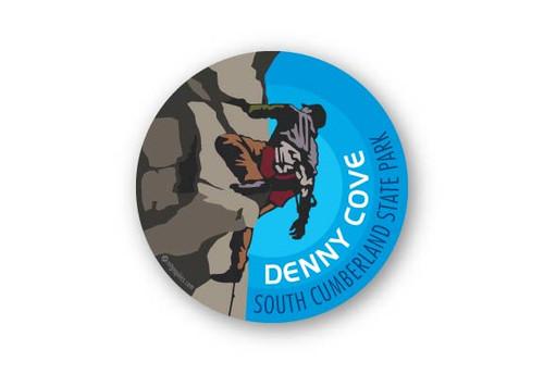 Wholesale Rock Climber Sticker