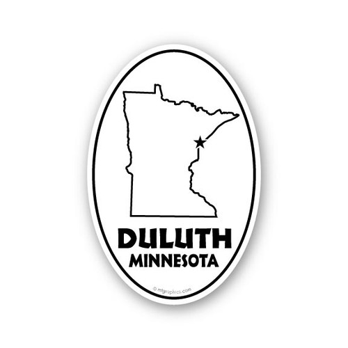Wholesale Minnesota Sticker