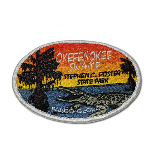 Wholesale Cypress Gator Patch