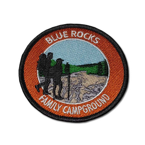 Wholesale Rockfield Hiker Patch