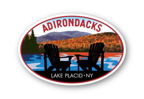 Wholesale ADK Autumn Chairs Sticker