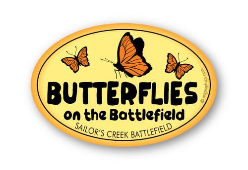 Wholesale Butterflies 4x6 Sticker