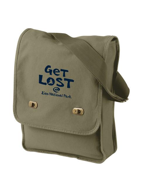 Bag-889 Get Lost (Khaki)
