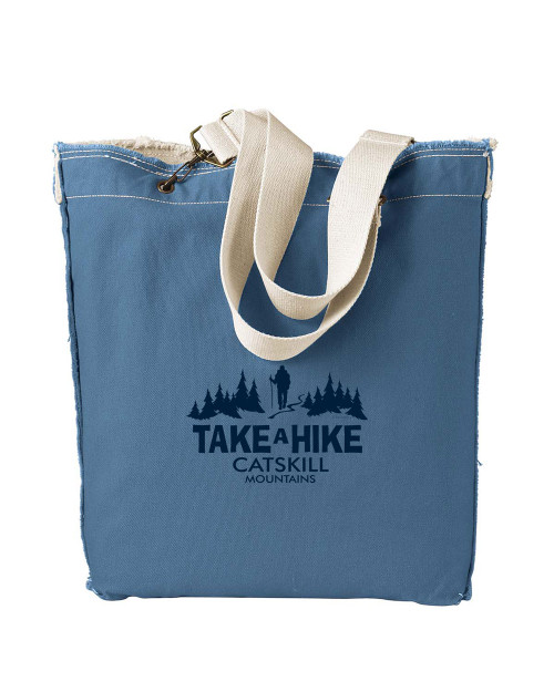 Bag-1034 Take a Hike (Denim)