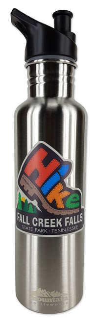 26oz Stainless Steel Sport Bottle
