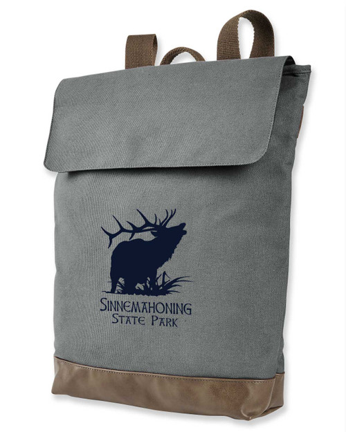 Bag-838 Bugling Elk (Smoke)