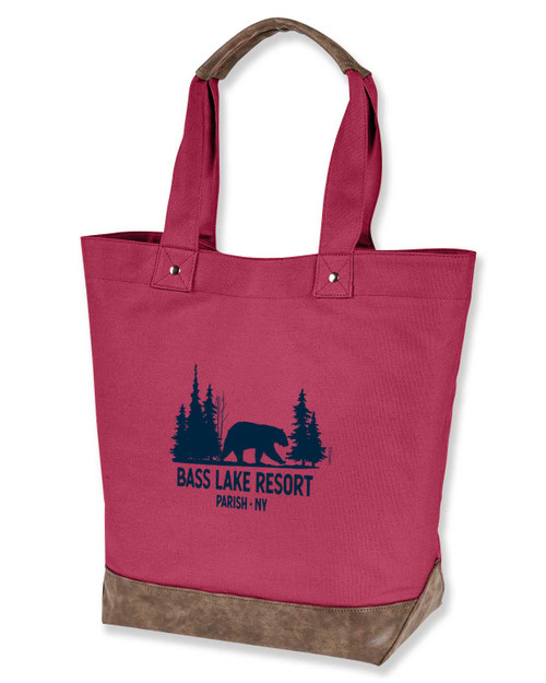 Wholesale Canvas Resort Tote