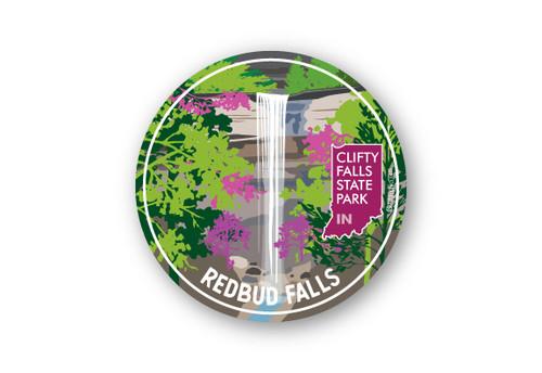 Wholesale Tall Falls Sticker