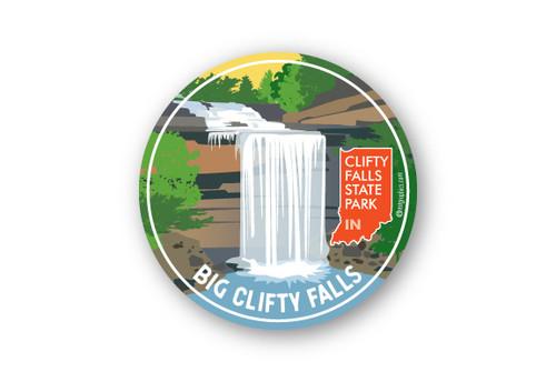 Wholesale Big Falls Sticker