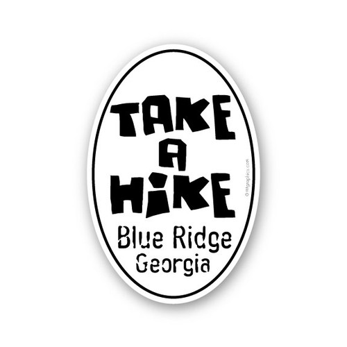 Wholesale Take A Hike Sticker