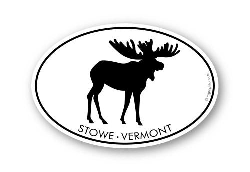 Wholesale Moose Sticker
