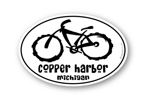 Wholesale Mountain Bike Sticker