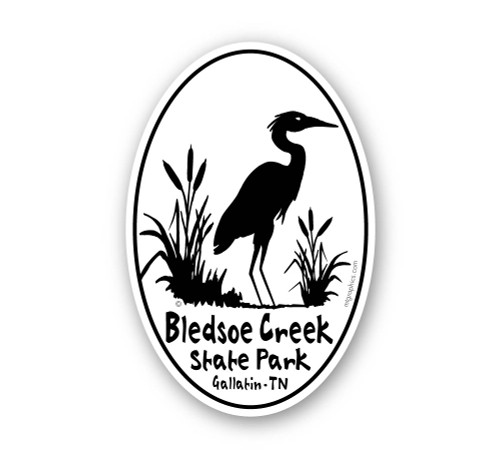Wholesale Heron Sticker