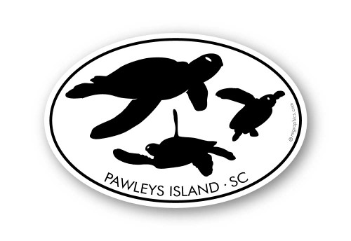 Wholesale Sea Turtles Sticker