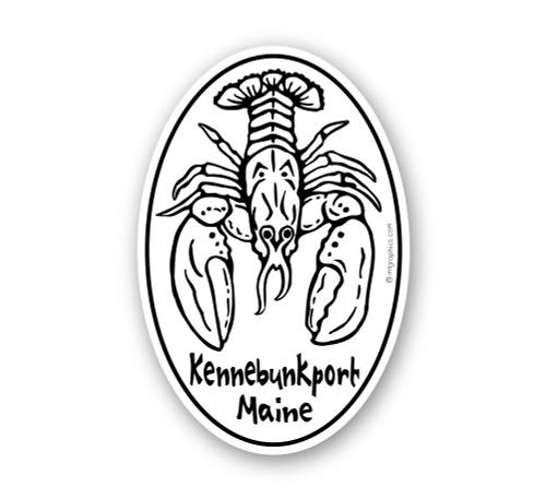 Wholesale Lobster Sticker
