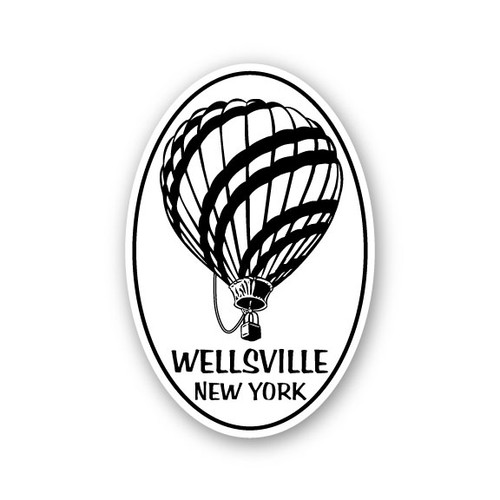 Wholesale Hot Air Balloon Sticker