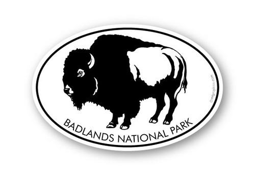 Wholesale Buffalo Sticker