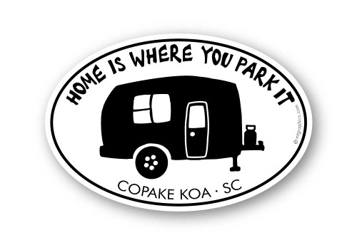 Wholesale RV Sticker