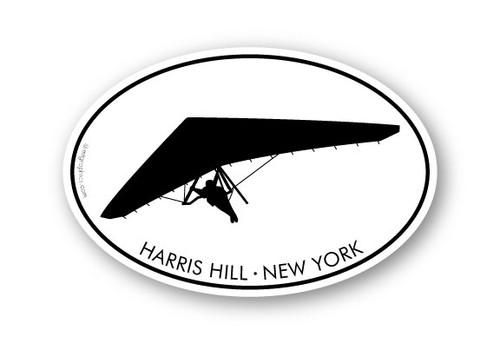 Wholesale Hang Glider Sticker