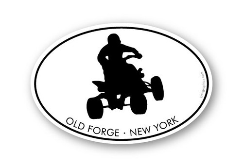 Wholesale ATV Sticker