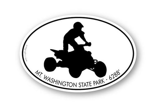 Wholesale ATV Sticker 2