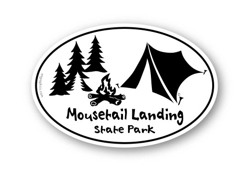 Wholesale Camping Sticker