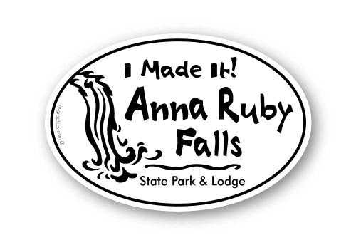 Wholesale Waterfalls Sticker