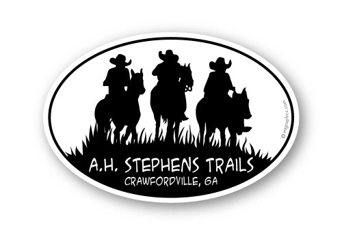 Wholesale Cowboy Sticker