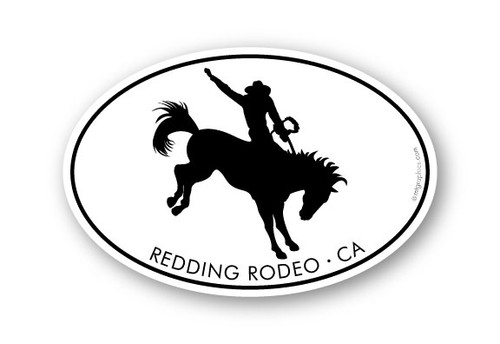 Wholesale Rodeo Cowboy Sticker
