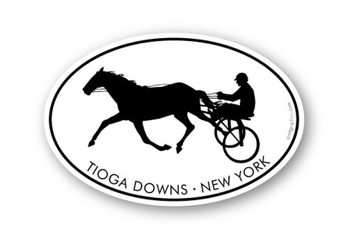 Wholesale Harness Racing Sticker