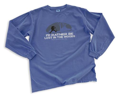 Long Sleeve Lost Hiker Shirt