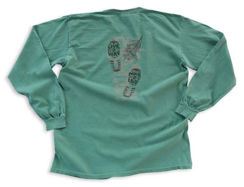 Live 2 Hike Long Sleeve T-Shirt