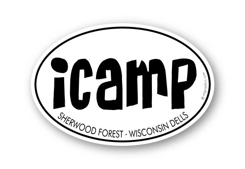 Wholesale ICamp Sticker