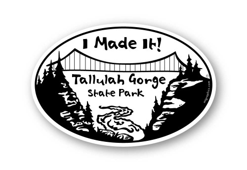 Wholesale Bridge over Gorge Sticker