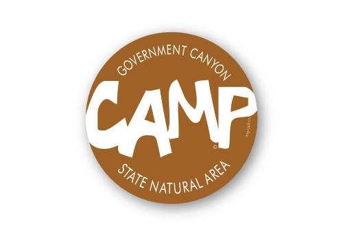 Wholesale CAMP Sticker