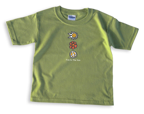 Fun in the Sun Kids' T-shirt