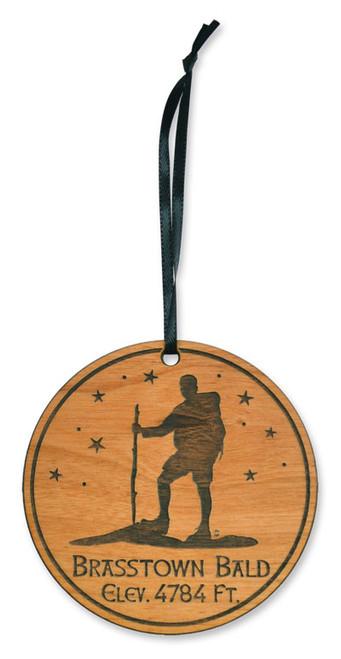Wholesale Hiker Wooden Ornament