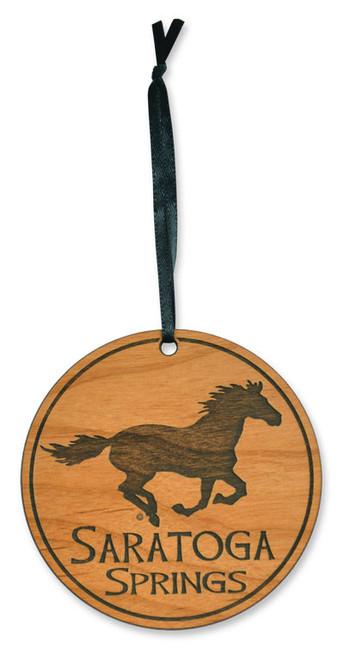 "3"" Horse Running Ornament"