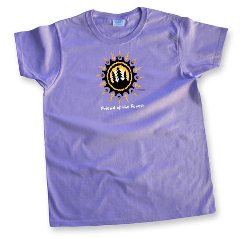 Women's Sun Trees T-shirt