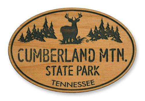 Wholesale Classic Deer Wooden Magnet