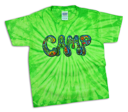 Retro Camp Kids' T-Shirt