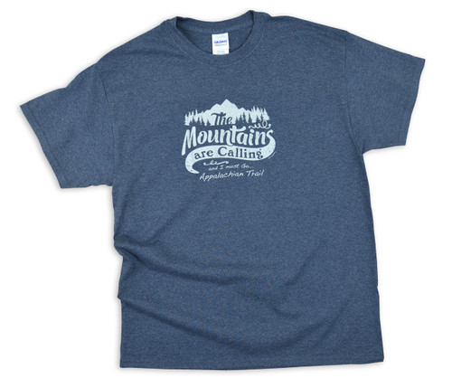 Mountains Are Calling Appalachian Trail T-Shirt