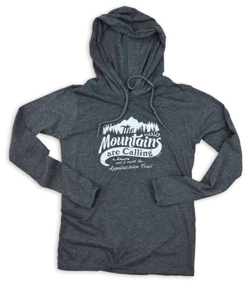 Women's Mountains Are Calling Appalachian Trail Hooded T-Shirt