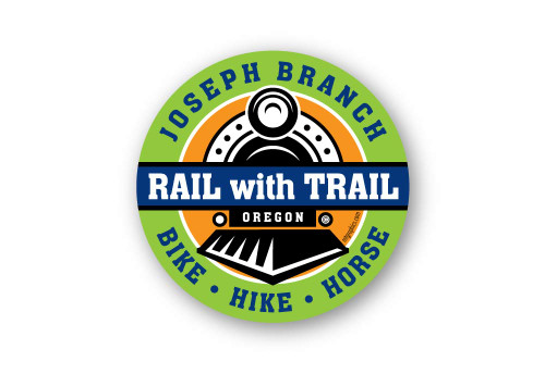 Wholesale Rail Multi Use Trail Sticker