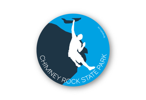 Wholesale Boulder Sticker